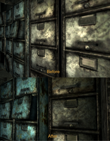 Filing Cabinet Textures 2048x2048