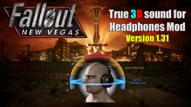True 3D Sound for Headphones (HRTF mod) v1.31