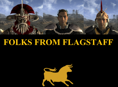 FOLKS FROM FLAGSTAFF - A Legion Overhaul (ALPHA VERSION)