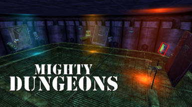 Mighty Dungeons - Traduction VF