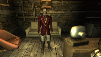 The Well-Travleled Ghoul Simple Companion Mod T.W.T.G.S.C.M