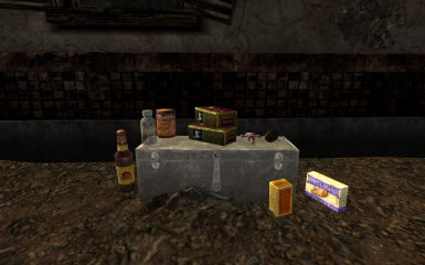 Better NCR Supply Cache