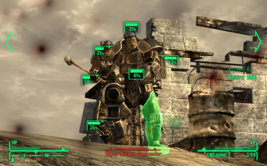 NV Supermutant Commander