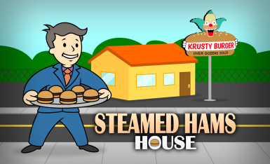 Steamed Hams House