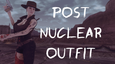 Post Nuclear Outfit