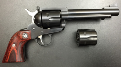 357 Revolver Accurate and stronger