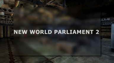 New World Parliament 2