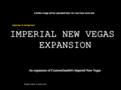 Imperial New Vegas Expansion