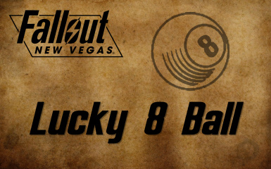 Lucky 8 Ball Return