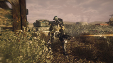 NCR Enclave Diversified - Fallout New California - Power