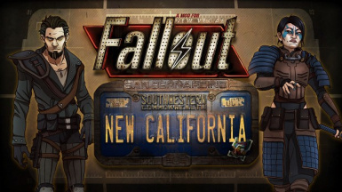Fallout New California - Project Nevada Visor Overlay Patch