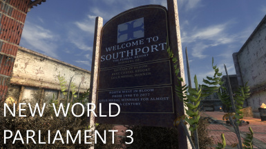 New World Parliament 3 - The Complete Trilogy