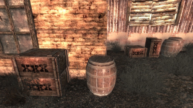 Goodsprings General Store Sunset Sarsaparilla Crate Ownership Fix