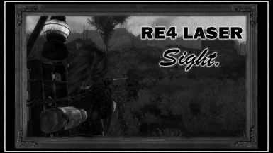Resident Evil 4 Laser Sight  at Fallout New Vegas - mods and