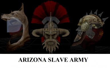 ARIZONA SLAVE ARMY - A Legion Overhaul