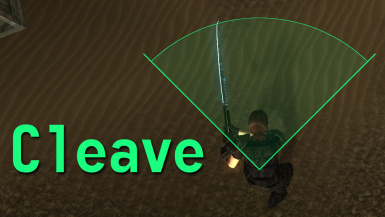 Melee Cleave (a.k.a. Sweep)