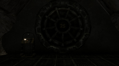 Vault 25 (unfinished mod)