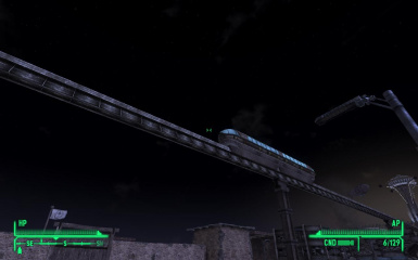 NV  Monorail Project