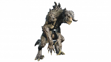 The Weaker Deathclaws - A F4 Style Deathclaw Rebalance