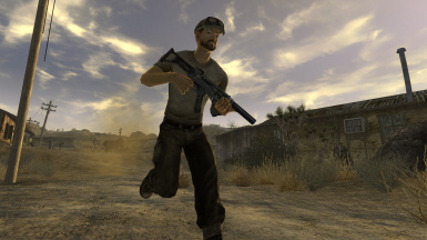 Third-Person View