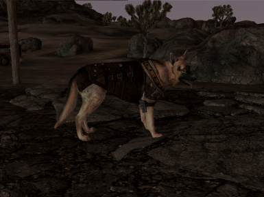Alsatian (Assets provided by pintocat & AlienSlof)