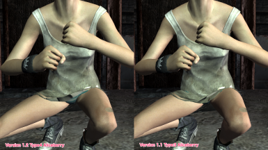 Comparison of ver 1.1 and 1.2