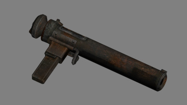Veterinary Pistol (Welrod-Inspired)