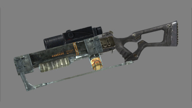 Updated Accurized Precision Laser Mesh (Plasma Rifle Reload)