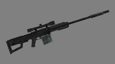 Updated Payload Rifle Suppressor