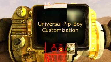 Universal Pip-Boy Customization