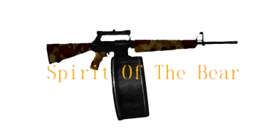 Spirit Of The Bear Service Rifle