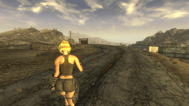 Fallout new vegas bouncing breasts mod