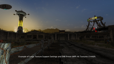 FNV Large Texture Support