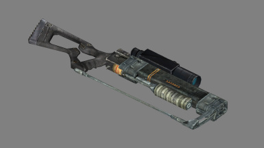Accurized Precision Laser - Energy Sniper Weapon