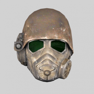 Mama Forgives You - Clean Desert Ranger Helmet
