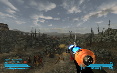 Capital Wasteland placement
