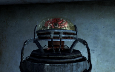 NV Robobrains from FO4