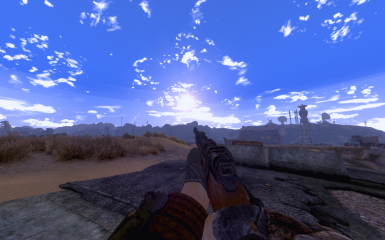 Mojave Blues ENB (RWL)
