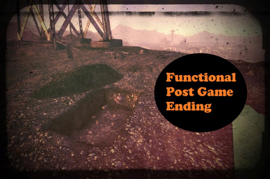 FPGE - Functional Post Game Ending