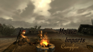 Mojave Imports (Campfire) for TTW