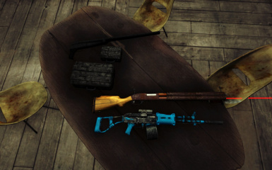 Nuka's Complete Weapons Pack - GRA 1.1