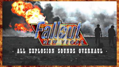 All Explosion Sounds Overhaul