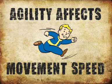 Agility Affects Movement Speed