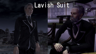Lavish Suit