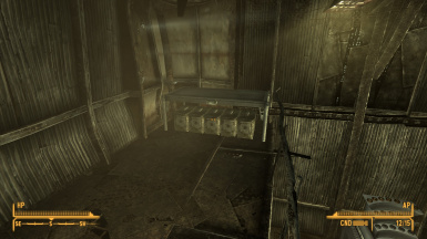 TTW Add 5 ammo boxes in Megaton House