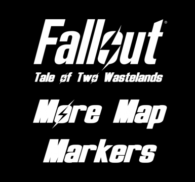 TTW - More Map Markers