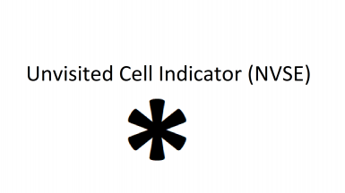 Unvisited Cell Indicator (NVSE)
