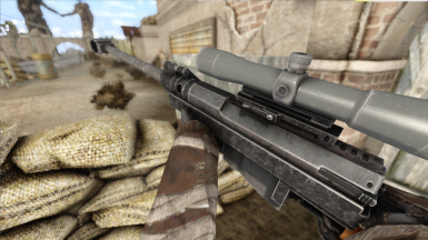F4NV - Anti Material Rifle Replacer