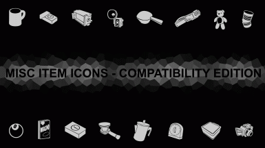 Misc Item Icons - Compatibility Edition