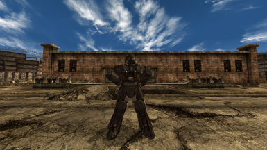 How to install and use TTW version of FO4 Power Armor Overhaul without using TTW.